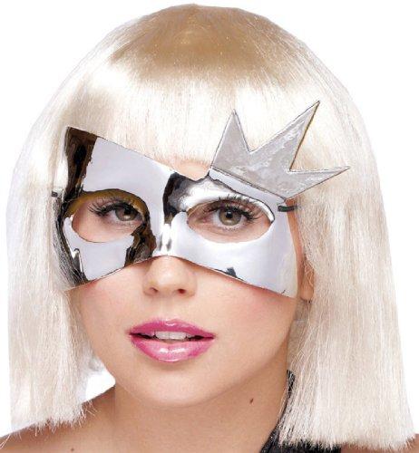 Sensory Starburst (Silver) Adult Mask - Sensory Starburst Mask