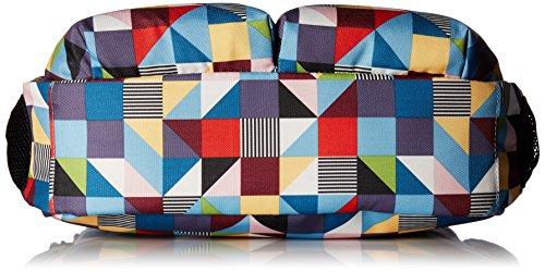 Skip Hop Duo Signature–Bolso cambiador (Multicolor Prism)