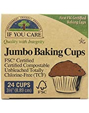 If You Care Baking Cup Jumbo 24 Pc