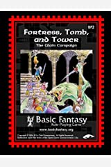 Fortress, Tomb, and Tower: The Glain Campaign Paperback
