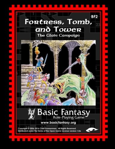 Fortress, Tomb, and Tower: The Glain Campaign