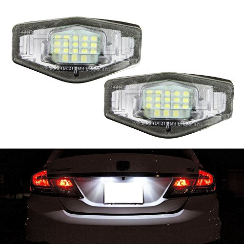 dlll-dc-12v-super-bright-18-smd-oem-replacement-led-license-plate-light-lamps-for-honda-acura-mdx-rl