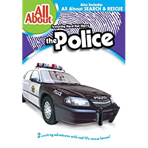 All About Police Cars/All About Search and Rescue (2007)