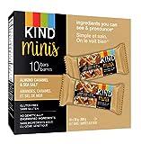 KIND Bar Mini's, Almond Caramel & Sea Salt, Box of 10