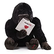 Gund Valentine's Hot Lips Harry Animated Gorilla