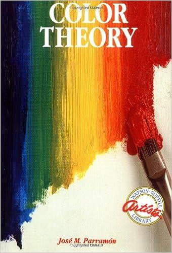 Color Theory (Watson-Guptill Artist\'s Library): Jose Maria Parramon ...