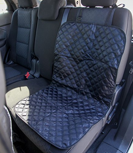 Multi Use Vinyl Seating (Trenton Gifts Washable Waterproof Car Seat Protector Pads (Black))