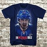 Chris Kreider New York Rangers Official Inkreidible Adult T-Shirt - Size L
