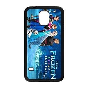 Generic Case Frozen For Samsung Galaxy S5 745S7U8212