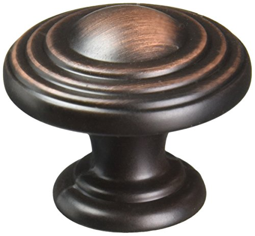 Jeffrey Alexander 137DBAC Bremen Ring Knob, Copper