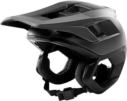 Amazon Com Fox Dropframe Casco Para Bicicleta S Negro Automotive