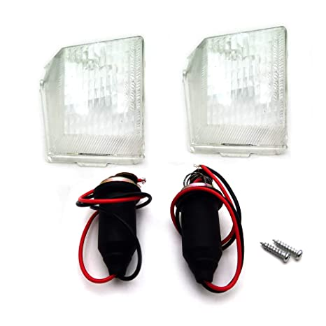 Amazon.com: Turn Signal Lens For 1994-2004 2005 2006 2007 ...