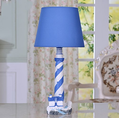 HH European - Style Lamp Simple American Fashion Bedroom Bedside Lamp by Helen lighting