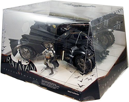 2014 SDCC Exclusive Arkham Knight Batmobile