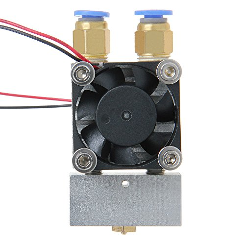 Multi color print Dual Extrusion 2in-1out muti print model Reprap Prusa Mentel by Aigh Auality shop