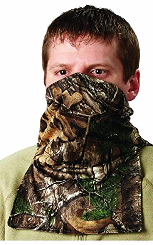 Hunters Specialties Spandex Camo - Hunters Specialties Scent-A-Way Silver Realtree Xtra Heavyweight Spandex Neck Gaiter/Half Mask