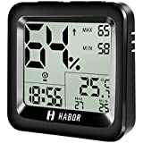 Habor Digital Hygrometer Indoor Thermometer High Accuracy...