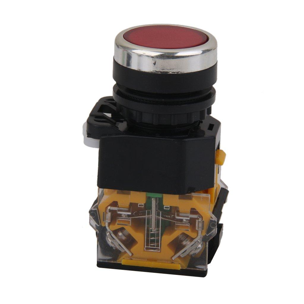 rot 660V Taster Momentane Druckschalter Hochleistungs