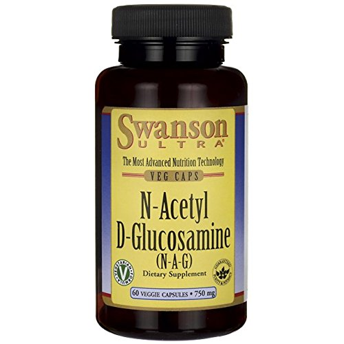 Price comparison product image Swanson N-Acetyl D-Glucosamine (N-A-G) Veg Caps