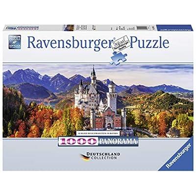 Ravensburger Schools Neuschwanstein Puzzle Foto E Paesaggi 1000 Pezzi 15161