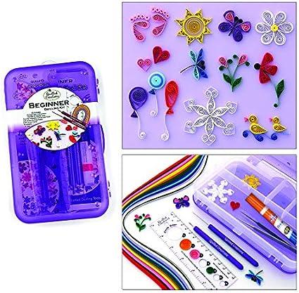 Beginner quilling tools set Quilling Paper Art Quilling Art Tools