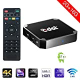 Android 7.1 tv Box, X96mini 2GB 16GB Amlogic Quad Core Suppot 4K 30tps 2.4GHz WiFi Support VP9 HEVC Decoding Media Player