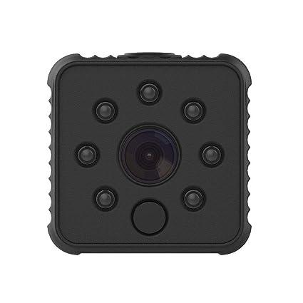iBaste-ES Mini DV18A Mini Spy Cámara de vigilancia con ...