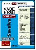 capa de Vade Mecum Compacto Saraiva 2011