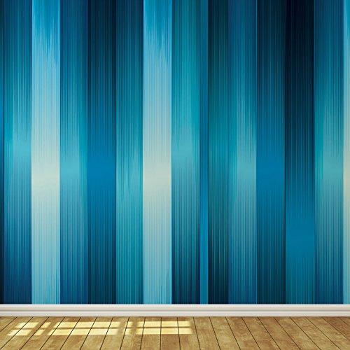 Wallpaper Stripe Light Blue (Blue Stripes Abstract Light Design Wallpaper Mural)