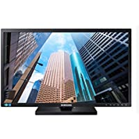 "Samsung LS24E45UFS/XS 24"" 1080p Full HD Business Monitor with Pivot and Height Adjustable, Black"