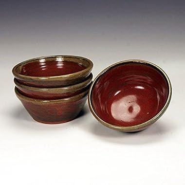 Stoneware dessert, cereal, soup bowl set