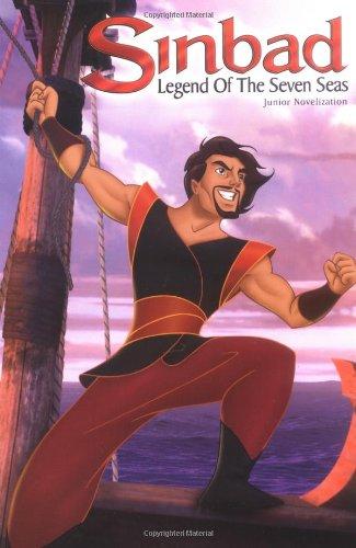 Sinbad: Legend of the Seven Seas (Junior Novelization)