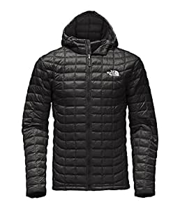 The North Face ThermoBall Hoodie - Men's TNF Black Small
