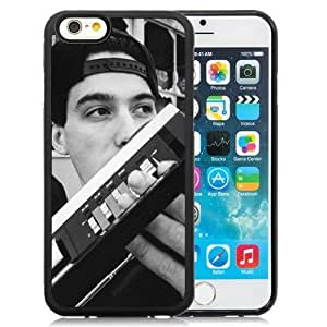 Beautiful Designed Cover Case With Beastie Boys Boombo Ring Arm Glasses For iPhone 6 4.7 Inch TPU Phone Case