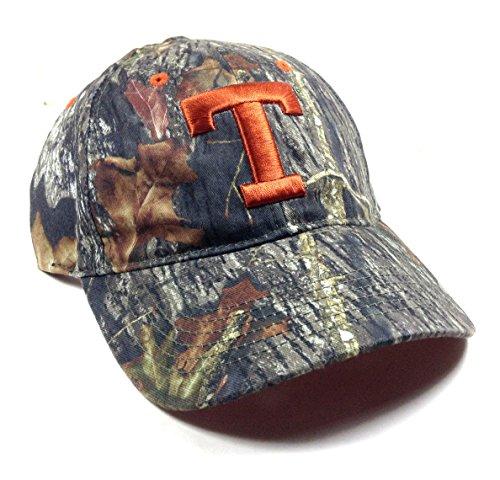 Texas Longhorns Solid Mossy Oak Camo Hat ()