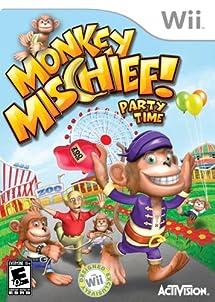 Monkey Mischief! - Nintendo Wii