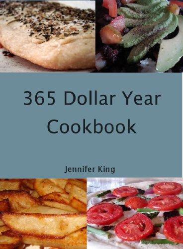 365 Dollar Year Cookbook By King Jennifer