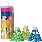 Volant de badminton Vest Sport plastique
