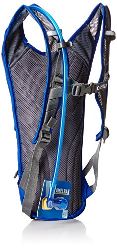 "CamelBak 2016 Classic Hydration Pack 2 Shoulder strap length: 34"" Handle has a drop of 1.75"" and length of 4"" Exterior zipper pocket"