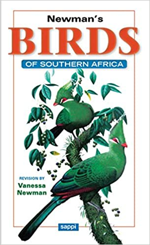 Newmans Birds of South Africa