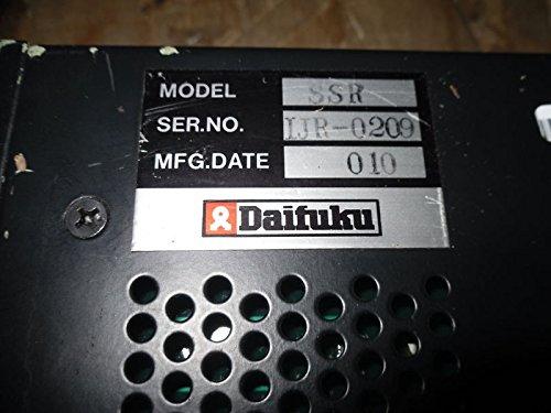DAIFUKU SSR UNIT IJR 0209 TYPE 1930 KEL CORP ELECTRICAL ELECTRIC TOOLING TOOL