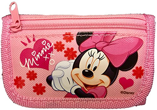 - Disney Minnie Mouse Authentic Licensed Trifold Wallet
