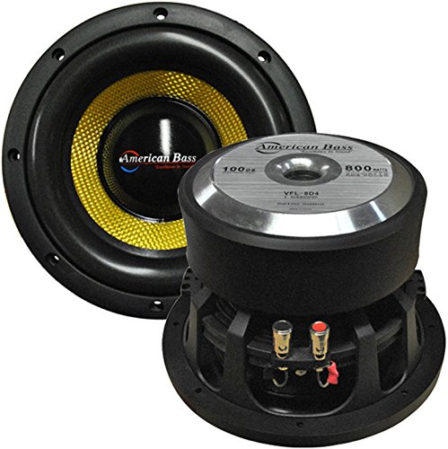 American Bass 8' Competition Woofer 800W max
