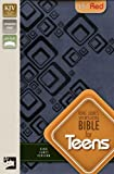King James Version Bible for Teens, Zondervan Publishing Staff and ZonderKidz Staff, 0310728835