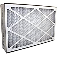 MaxxAir AF25165-M8 Flow Replacement Media Cleaner Filter, 25 x 16 x 5