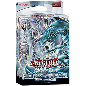 Yu gi oh blue eyes white dragon lc01 en004 for Dark world structure deck amazon