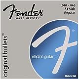 Fender Bullet Electric Guitar Strings - 3150R