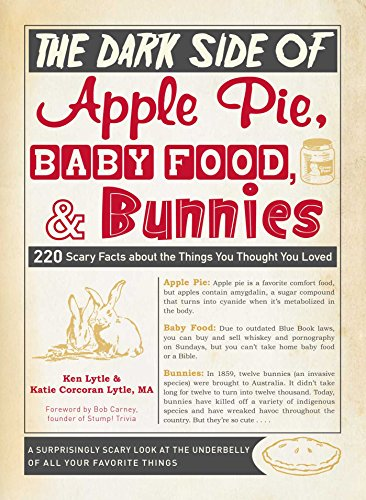 - The Dark Side of Apple Pie, Baby Food, and Bunnies: 220 Scary Facts about the Things You Thought You Loved