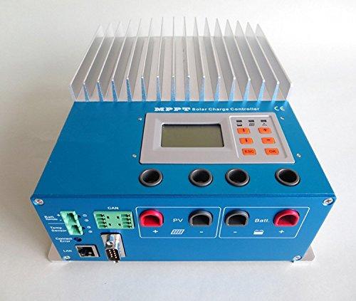GOWE 100% TURE MPPT 60A Solar Charge Controller, 60amps12V 24V 36V 48V EP Solar Battery Charge Regulators