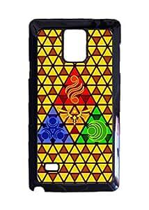 Engood Design The Legend Of Zelda Symbols Case Durable Unique Design Hard Back Case Cover For Samsung Galaxy Note 4 New